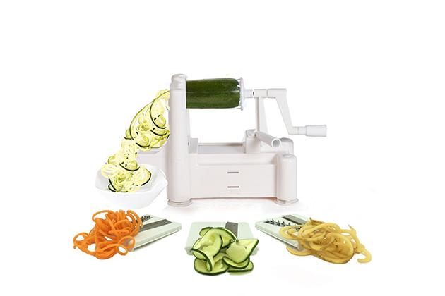 Spiralizer Five-Blade Vegetable Slicer