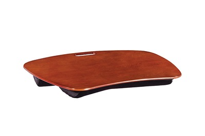 LapGear XL Executive Mahogany Lap Desk
