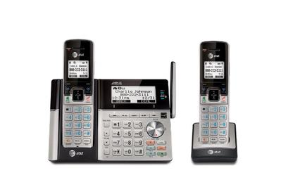 best cordless phones with 3 handsets