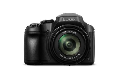 Panasonic Lumix DC-FZ80 Superzoom Camera