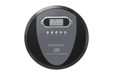 Insignia Portable CD Player