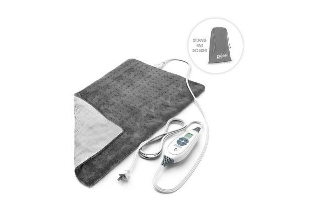 Pure Enrichment Pure Relief XL King Size Heating Pad