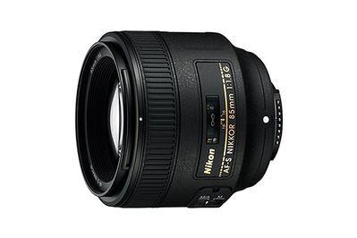 Nikon AF-S Nikkor 85mm f/1.8G Lens - (Refurbished)