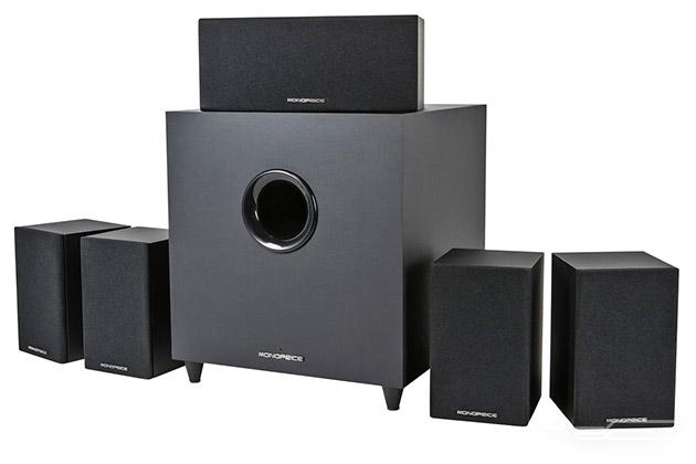 Monoprice Premium 5.1-Ch. Home Theater System 10565