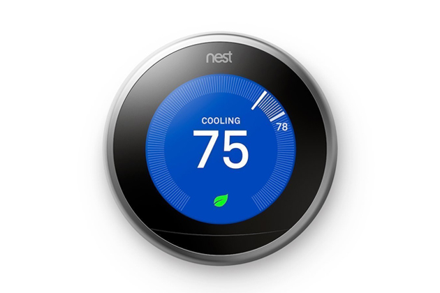 Nest Learning Thermostat 2nd Gen - (Refurbished)