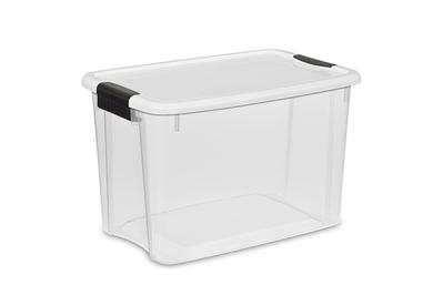 Sterilite 30 Quart Ultra Latching Storage Box