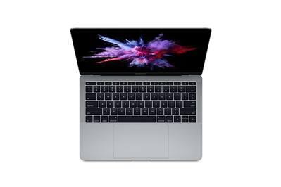 MacBook Pro (13-inch, 2017) with 256 GB storage